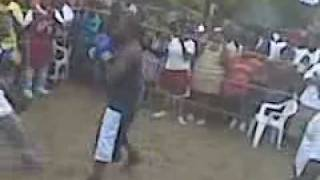 Eastside Backyard Brawl K.Y.A. vs. Mystery Man ROUND 2