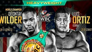 DEONTAY WILDER RAISES THE BAR IN NEXT FIGHT AGAINST LUIS KING KONG ORTIZ