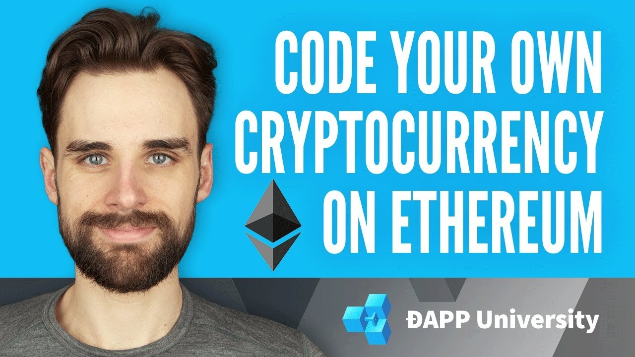 make your own cryptocurrency ether