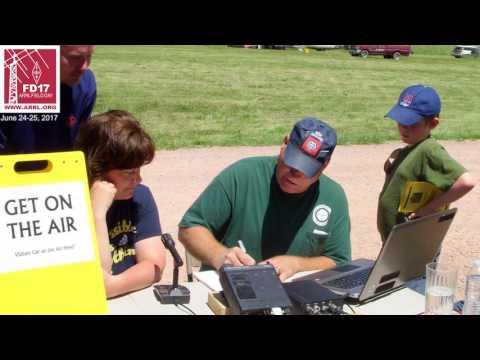 ARRL: 2017 Field Day PSA