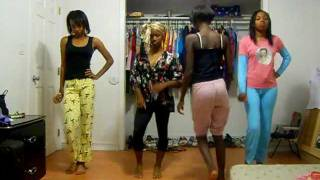Keri Hilson-Pretty Girl Rock Choreography