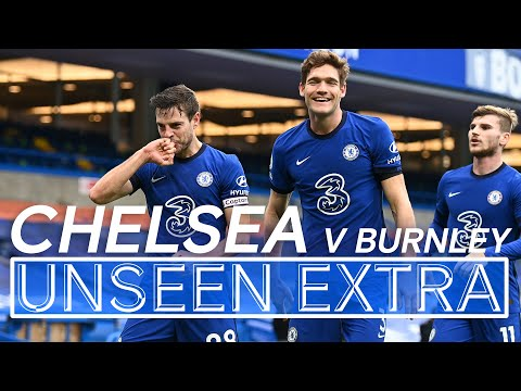 Captain Cesar Leads The Way As Relentless Chelsea Secure First Win Under Tuchel | Unseen Extra