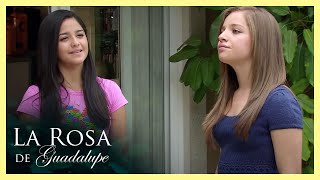 La Rosa de Guadalupe: María le da un golpe de humildad a Sandra   Mi graduación