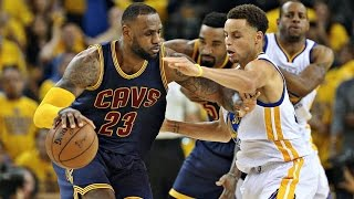 NBA Finals Game 7: Golden State Warriors vs Cleveland Cavaliers