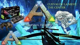ARK Survival-GTX 1070 - i5 3570k-1080p-CUEVA EN LA NIEVE-PARTE #1