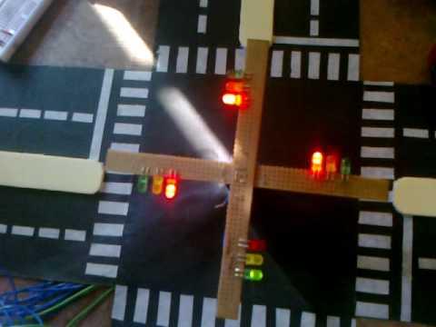 Intelligent Traffic Controller