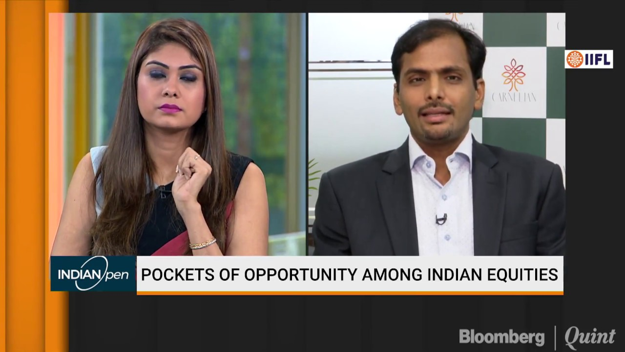 Vikas Khemani Bets On A Recovery In Financial Stocks