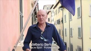 TUSCANY BIKE CHALLENGE INTERVISTA L'ASSESSORE DEL COMUNE DI PORTOFERRAIO BERTUCCI
