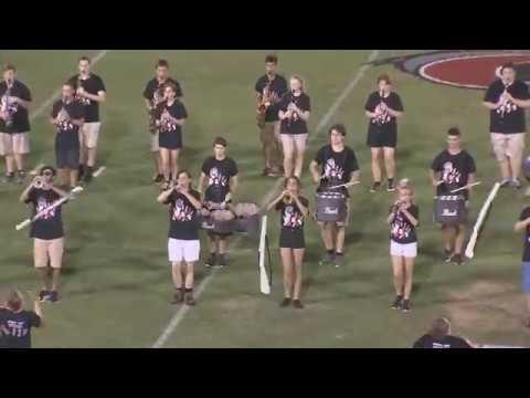 Band #3 - New Smyrna Beach High School