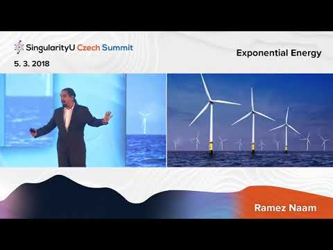 Future of Energy I Ramez Naam I Exponential Energy I SingularityU Czech Summit 2018