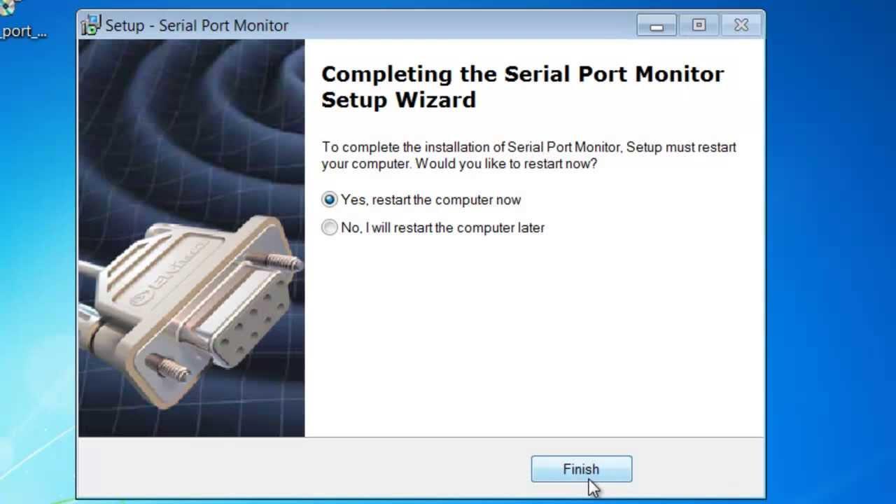 Serial Port Monitor 6.0.235