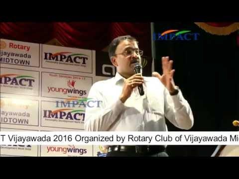 JD LAKSHMINARAYANA gari speech at IMPACT Vijayawada 2016