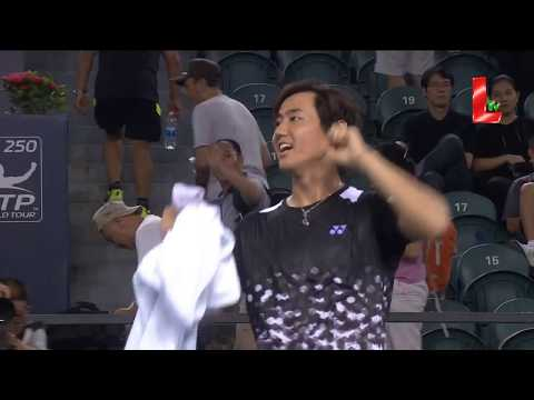Shenzhen Open: Verdasco vs Nishioka (29.09.2018 // by LTV)