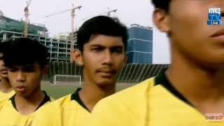 Thailand U18 0-1 Malaysia U18 | AFC U19 2020 Qualifier Highlights