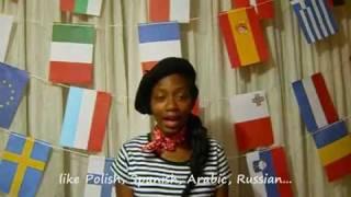 Languages Speak Up! - Khafi Kareem