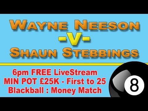 Wayne Neeson V Shaun Stebbings - MM: £30K Blackball, Dublin