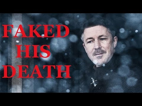 How Littlefinger FAKED his Death