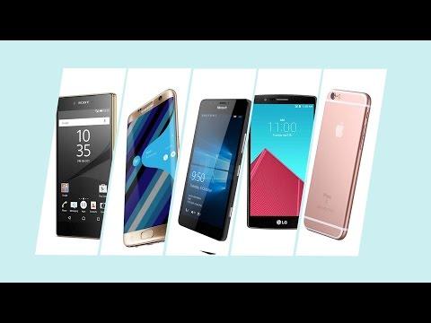 Лучшие Смартфоны 2016 Года: ТОП 5
