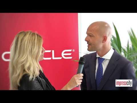 La strategia cloud di Oracle -intervista ad Emanuele Ratti