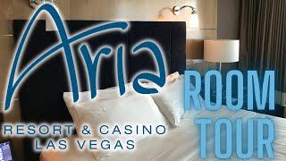 Aria, Las Vegas, Deluxe King Room