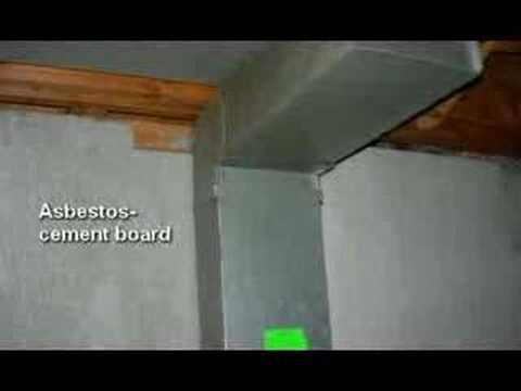 Video How To Safely Remove Asbestos