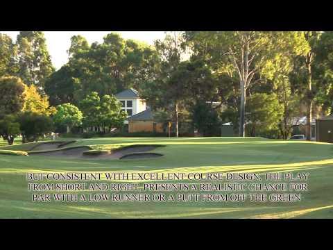 MELVILLE GLADES GOLF CLUB - PERTH - WESTERN AUSTRALIA