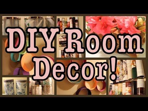 DIY Room Decor! | Recycling Edition