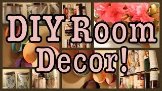 DIY: Room Decor! | Recycling Edition