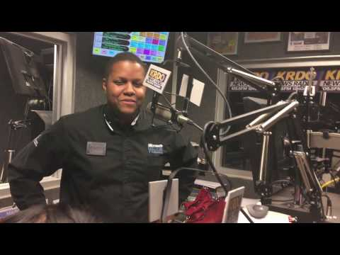 KRDO Business Hour - Colorado Springs Black Chamber of Commerce - 3/15/2017