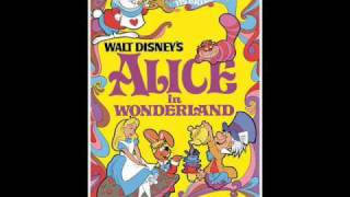 Alice in Wonderland 1951 Soundtrack 16. Mad Tea Party/The Unbirthday Song/Twinkle Twinkle