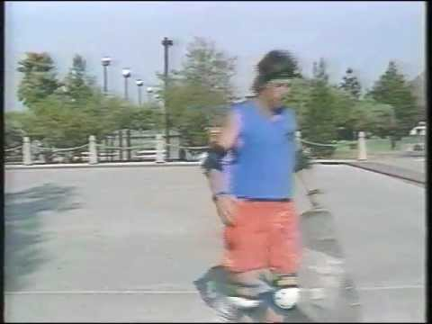 License to Skate: The Basics (1989, Pantheon Productions)