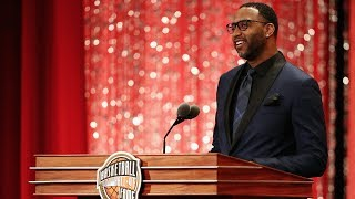 Tracy McGrady reflects on his Hall of Fame career | ESPN