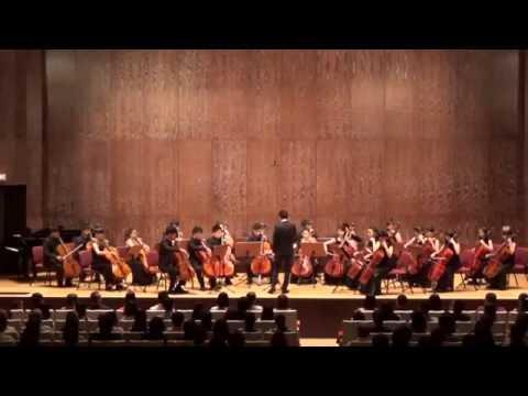 2016夏至愛樂 莫札特 第40號交響曲 @國家演奏廳 - YouTube