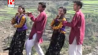 Utarakhand Kumauoni Non Stop Lok Geet Teri Maya Dil Main Part-1 Sung BY Fuji Lalit Mohan Joshi,