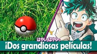 Película de Pokémon y My Hero Academia, Final de Kimi ni Todoke ¡Y MÁS! | WEEKLY HAYAI HAYAI