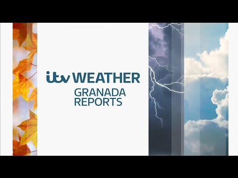 Granada Reports - New look ITV Weather 2016