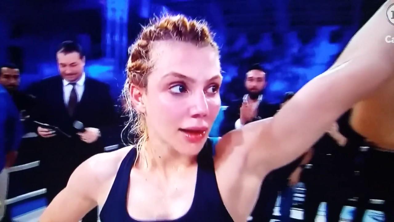 Funda Alkayış & Daria Puntus ALKAYIŞ FIGHT ARENA 2018