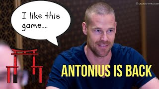 Finnish Poker Legend Patrik Antonius Wants to See Poker Grow in Asia