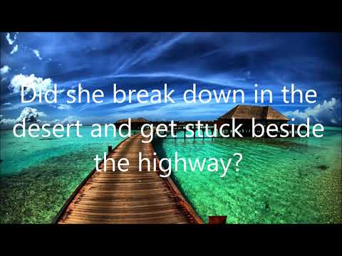 Kenny Chesney - Get Along (Lyrics)