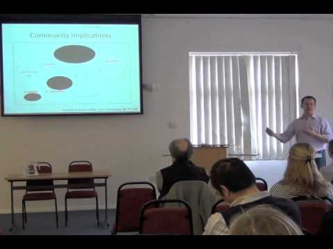 Bumblebees parasites and pollination by Dr Mark Brown