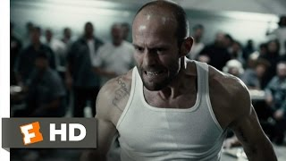 Death Race (2/12) Movie CLIP - Prison Cafeteria Fight (2008) HD