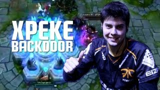 xPeke backdoor vs. SK Gaming (Intel Extreme Masters Katowice) thumbnail