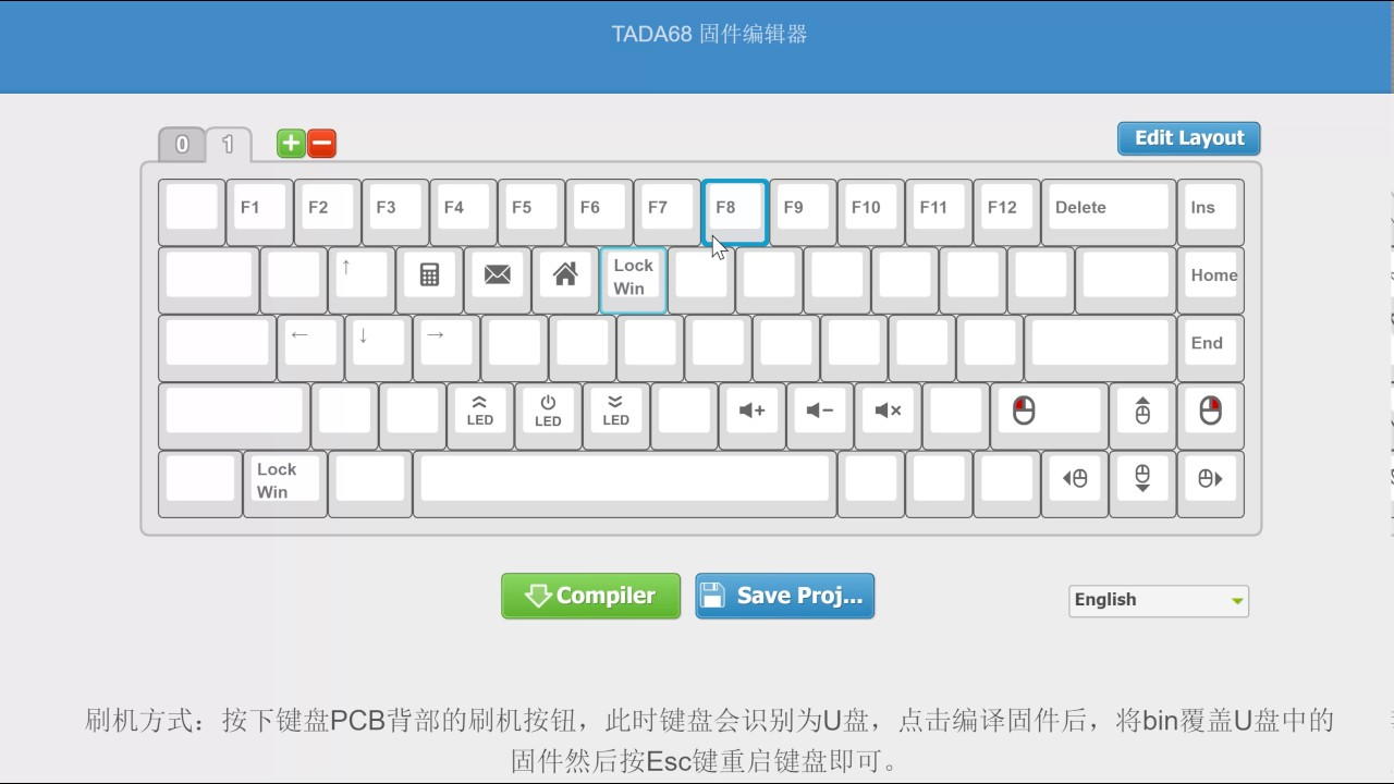 Originative SABER68 Keyboard Review | TechPowerUp