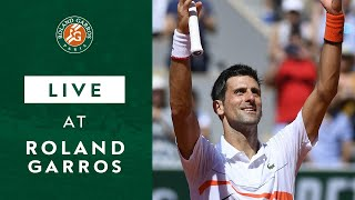 Live at Roland-Garros #7 - Daily Show | Roland-Garros 2019