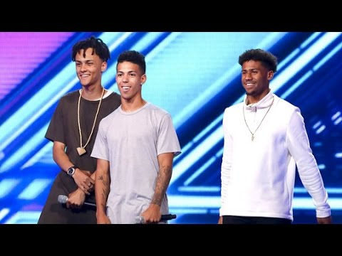5 After Midnight  All Performances The X Factor UK 2016