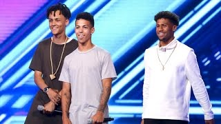 5 After Midnight - All Performances (The X Factor UK 2016)