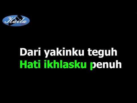 H.Mutahar - Lagu Syukur (Versi Karaoke Indonesia Tanpa Suara)