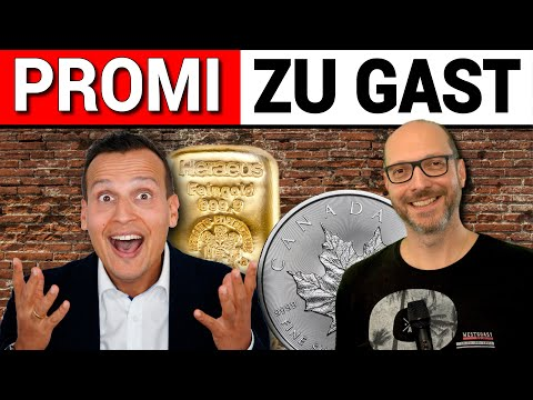 GOLD & SILBER REALTALK: Youtube-Star packt aus... (Episode 1 | Rohe Energie)
