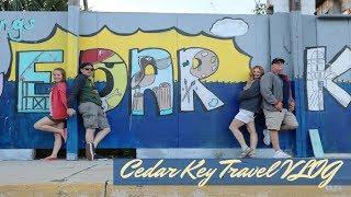 Couples vlog    Travel   Cedar Key Florida