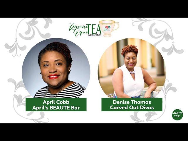 Diversi-TEA & Equi-TEA in Education - Ep: 3/21/2021